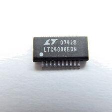 LTC4008EGN Cargador de batería para 1 celdas de Li-Ion Batería 28 V entrada 12 V SSOP - 20