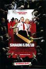 Внешний вид - Shaun of the Dead (2004) Movie Poster, Original, SS, Unused, NM, Rolled