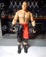 Brock Lesnar WWE MATTEL Series 25 WWF NXT WRESTLING FIGURE 2012