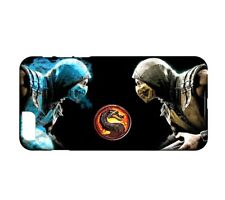 Coque rigide compatible iPhone PLUS 8+ Mortal Kombat Scorpion VS Sub-Zero 10