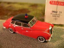 1/87 Wiking MB 300 Feuerwehr 0861 25*