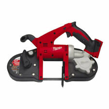 Milwaukee M18 18V Li-Ion Portable Band Saw (Bare Tool) 2629-22 New
