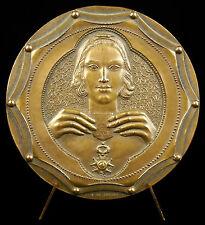 Médaille chevalier légion d'honneur à Roger Touraine 1977 sc de Jaeger medal