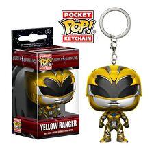 Funko 12350 Pockety Keychain Power Rangers - Yellow Ranger