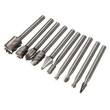 10Pcs Burr Drill Bit Set High Speed Accessories Tools Machine For Tool Abrasive