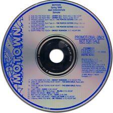 Spring 1990 R&R Convention Sampler - RARE Motown Promo CD - Johnny Gill, Milira