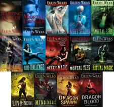Eileen Wilks NOVELS OF THE LUPI Paranormal Fantasy Series Collection Books 1-14