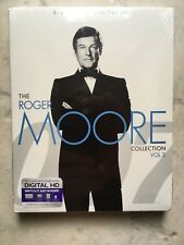 007 James Bond: The Roger Moore Collection - Vol 2 (Blu-ray) With Slipcover