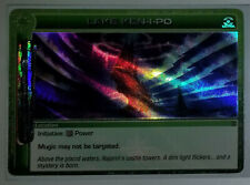 Chaotic Card Ultra Rare Ripple Lake Ken-I-Po Unused Code