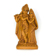 Radha and Krishna Hindu Puja Statue Figure Fiber Mix God Figure,F1103