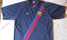 Camiseta Maglia Shirt fútbol Barcelona Nike 7 Saviola Away