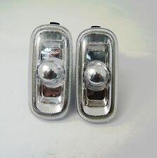 Side Marker Light Housing Cap Warning Marker For Audi A4 B6 B7 A6 C5 2002-2008