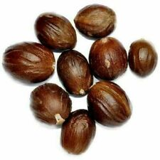 Organic NUTMEG Whole Seeds Premium Quality From Sri Lanka 50/100 g Free Shipping