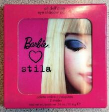 BARBIE LOVES STILA Eyeshadow Palette, ALL DOLL'D UP, BNIB, Please See Below