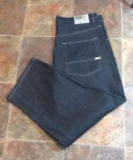 South Pole mens black jeans size 44