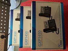 3 x Grandstream GXP1450, 2 Line SIP (VoIP) Phone