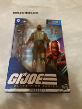 "2020 GI Joe Classified Series G.I.Joe Cobra Roadblock 01 MIB in Hand 6"" Figure"