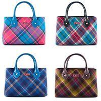 Ness Ebony Handbag - Crush Tweed, Tapestry Crush, Owl Classic, Woodland Walk