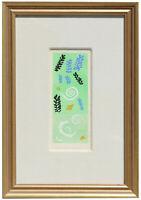 Fine Henri Matisse 'Algues' Pochoir Hand Painted Lithograph COA Not Signed 1953