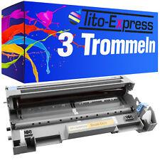 Drum Trommel Einheit 3x ProSerie für Brother DR-3200 DCP8070D DCP8080DN DCP8085D