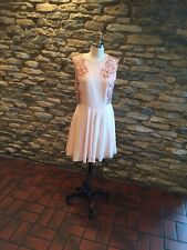 Ted Baker London Dress TB 3/US 8 Blush Pink New Without Tags