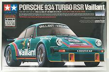 Tamiya 24334 1/24 Porsche 934 Turbo RSR Vaillant Model Kit NIB