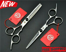2 pcs Professional Japan Hair Cutting Thinning Scissors Shears sharp 6 Inch 2020