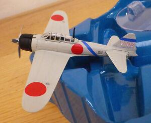 Corgi Aviation AA33103 MITSUBISHI A6M2-21 ZeroTainan NAC, IJNAF, 1:72