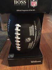 Hugo Boss Wilson Football, Collectible, Nfl Official Fragrance, Black, New, Nib