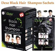 Dexe Black Hair Shampoo 25ml Sachets - For Men & Women - FREE Shipping