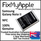 Samsung Galaxy Note II 2 Original Genuine N7100 N7105 Li-ion Battery 3100 mAh