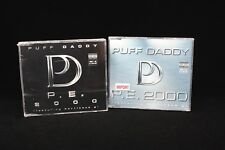 Puff Daddy PE 2000 NEW Import (2 CD Set Pt 1- 2) Rare SEALED Notorious B.I.G.