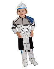 "STAR Wars bambini Clone Wars Trooper Capitano Rex Costume, INF, 6-12 mesi, altezza 22"""