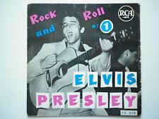 Elvis Presley 45Tours EP vinyle Rock And Roll N°1