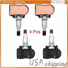 4Pcs Tire Pressure Sensor 529333N100 433 MHz TPMS For Hyundai Genesis I20 30 Kia