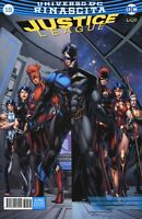 Justice League N° 19 (77) - Universo DC Rinascita - RW Lion - ITA NUOVO #NSF3