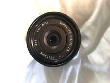 Sony Zeiss Sonnar T* SEL 35mm f/2.8 FE ZA Lens SEL35F28z