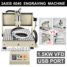 6040t 3 Axis USB CNC Router Engraver Engraving Cutter Machine USB Mach3