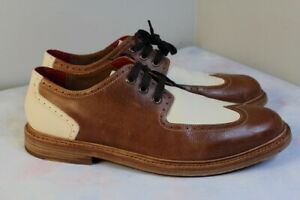Cole Rood Haan Co C08335 Oxford Leather Shoes Men Size 10