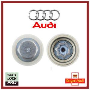 Audi New Locking Wheel Nut Key Bolt Letter X '820' UK Fast and Free
