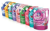 Sanibox da un litro Detergente Igienizzante Concentrato Pavimenti elimina odori