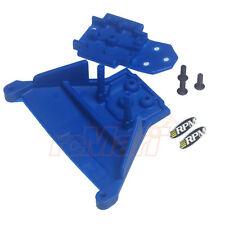 RPM Front Bulkhead Blue For Traxxas Slash Rally LCG 4x4 Chassis 1:10 RC Car #735