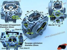 Culata motor horizontal Lifan 125 / 140 / 150cc Moto De Cross