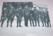 BABE RUTH WITH HUNTING PARTY 1930's  8x10  B&W PHOTO NRA SHOTGUN