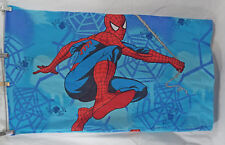 Preowned Marvel Spiderman Pillowcase