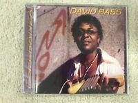 DAVID BASS CD ESPERANZA NUEVO NEW PRECINTADO