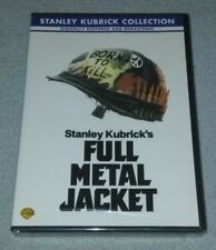 Full Metal Jacket DVD ~New~Sealed