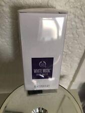 Body Shop almizcle blanco Eau de Toilette 30ml