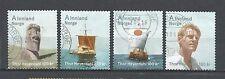 ˳˳ ҉ ˳˳NO30 Norway Norge Thor Heyerdahl Complete Set-Four Values 2014
