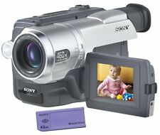 Sony Hi8 Video8 8mm CCD-TRV308 Handycam Video Camcorder Player *WARRANTY*